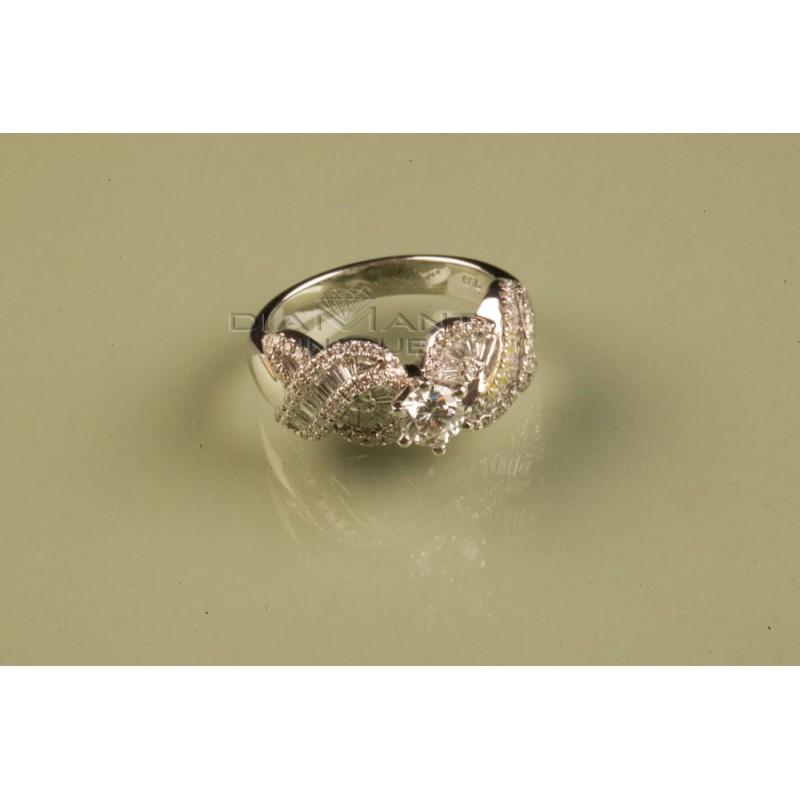 bagues mariage solitaire pour femmes vente bijoux diamant. Black Bedroom Furniture Sets. Home Design Ideas
