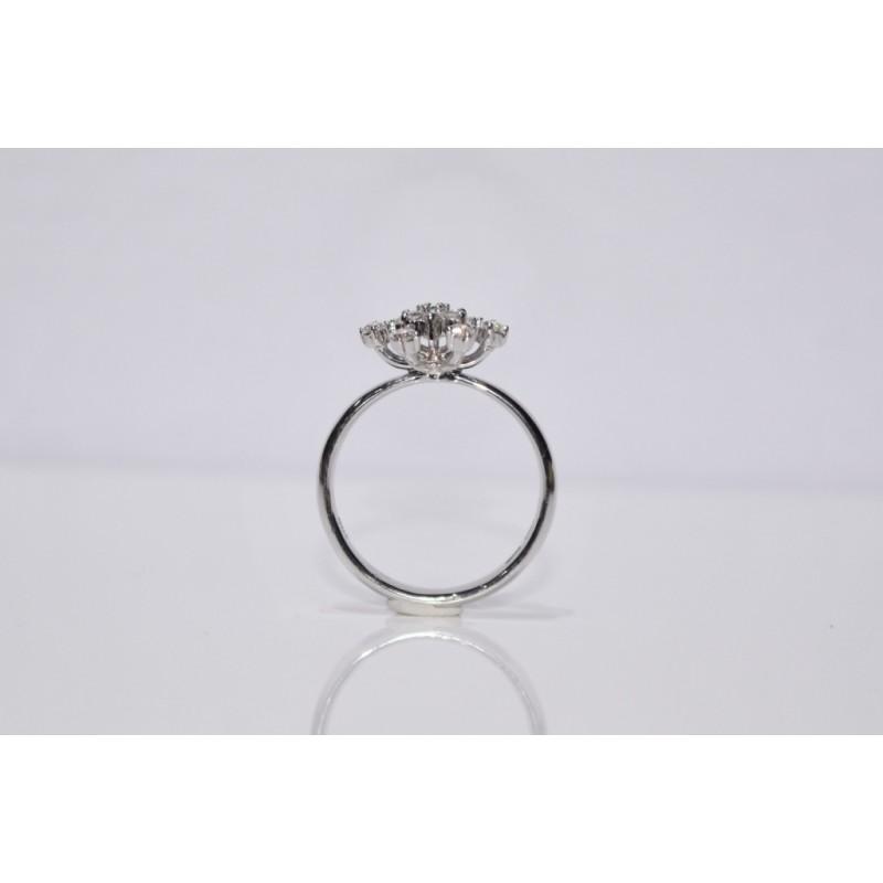 bague mariage marguerite en diamant chez notre bijouterie. Black Bedroom Furniture Sets. Home Design Ideas