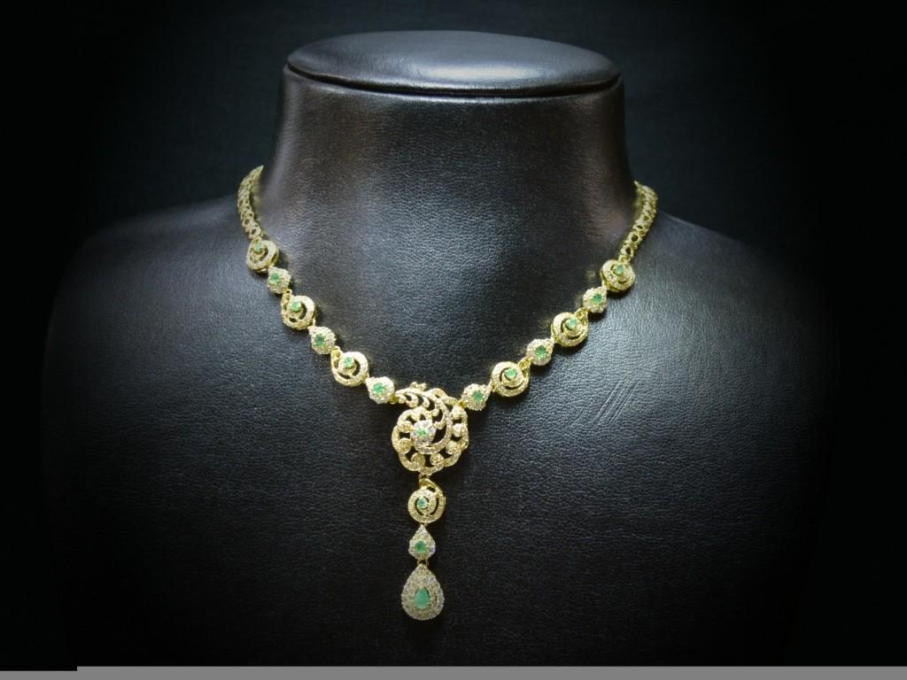 collier femme maroc