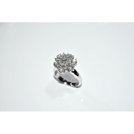 Bague Mariage Marguerite Chez Notre Boutique Diamant Unique A Fes