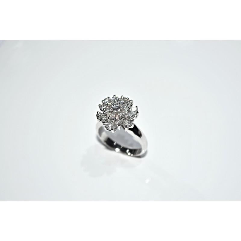 bague mariage marguerite chez notre boutique diamant. Black Bedroom Furniture Sets. Home Design Ideas