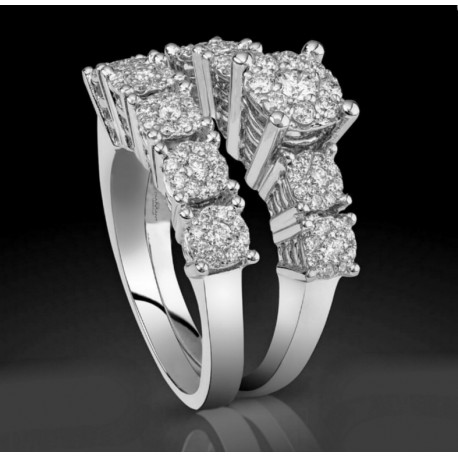 Bague Mariage Solitaire
