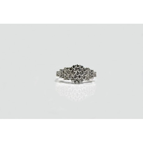 Bague mariage diamant