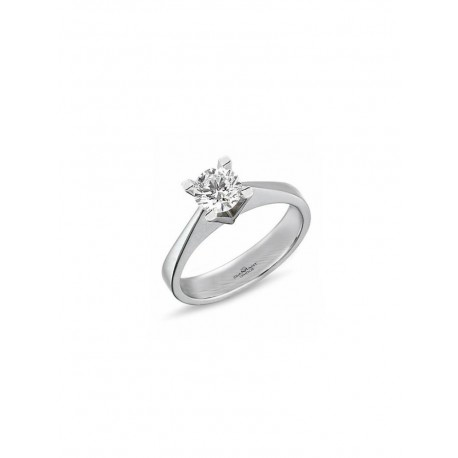 Bague solitaire 3 ors