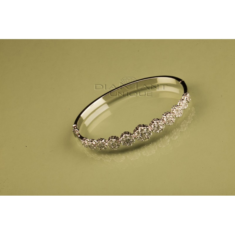 bracelets diamant invisible xl pour femmes bijouterie en ligne. Black Bedroom Furniture Sets. Home Design Ideas
