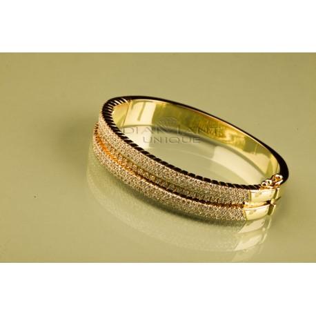 taille 40 nouveau design utilisation durable Bracelets diamant Damiani, bijouterie et joaillerie à Fès au Maroc